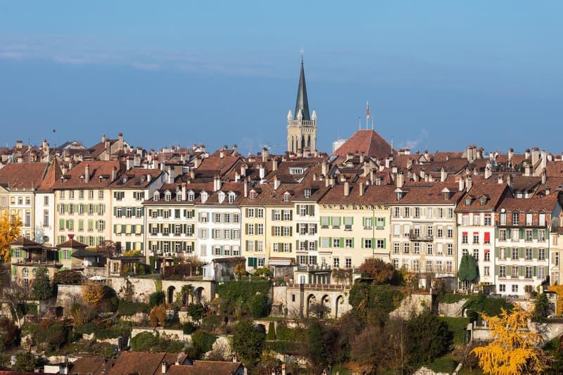 Wohnen über den Dächern der Berner Altstadt