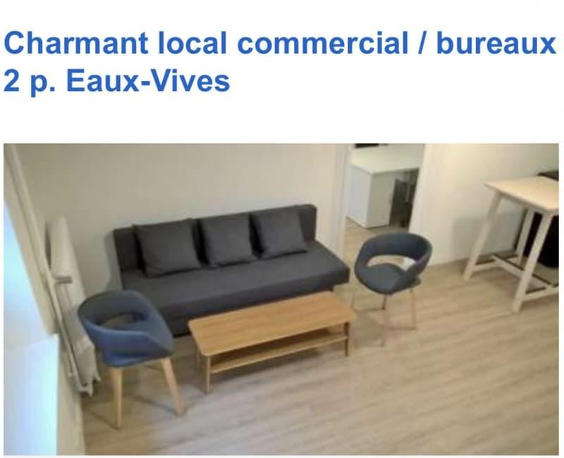 Charmant local commercial / Bureaux