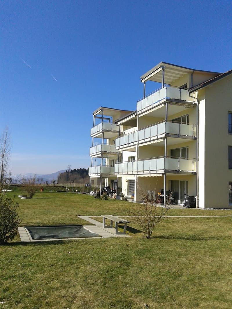 3 1/2-Zimmerwohnung mit grossem Balkon
