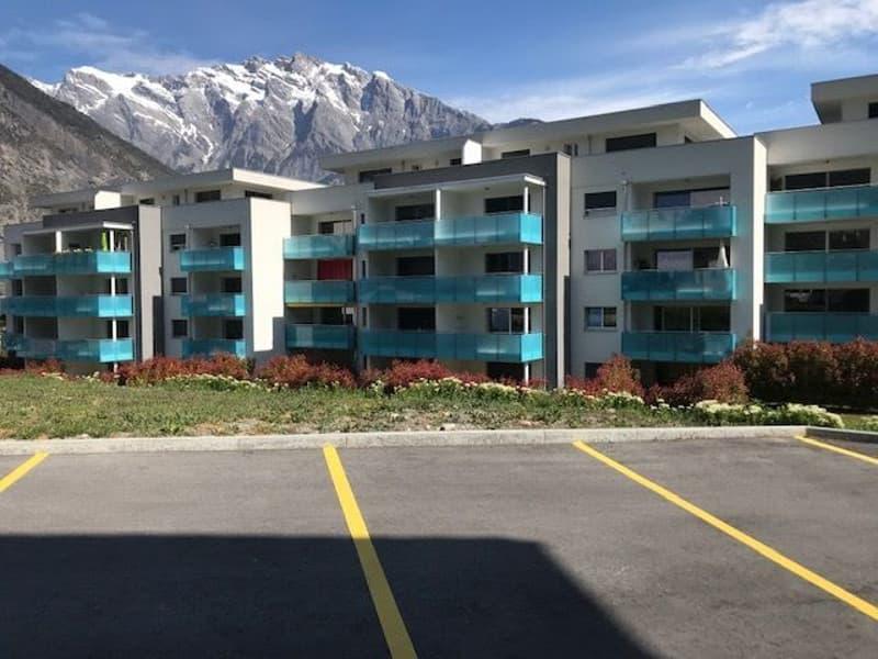 Spacieux appartement de 4,5 pièces avec balcon
