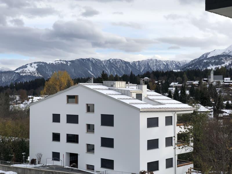 Dachwohnung mit 2 Sonnenterrassen