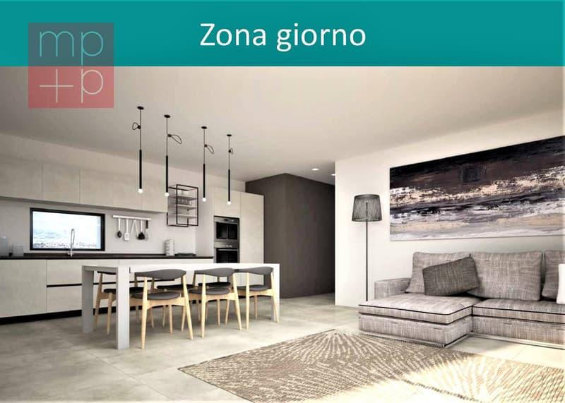 Appartamento - Bioggio (2)