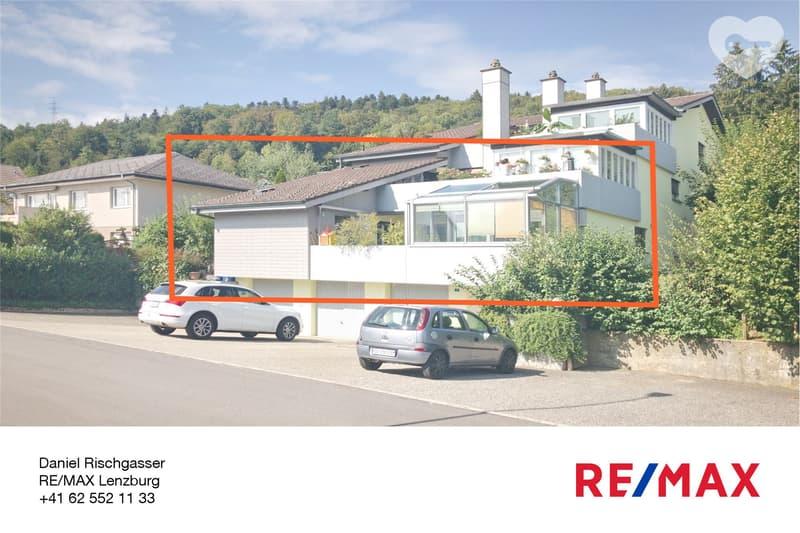 Terrassenwohnung an ruhiger und ländlicher Lage im idyllischen Walterswil