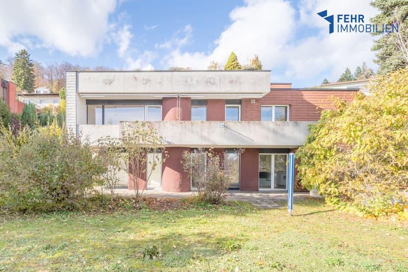 Fehr Immobilien - Aussichtsreiches 6.5-Zi.-Duplex-Terrassenhaus