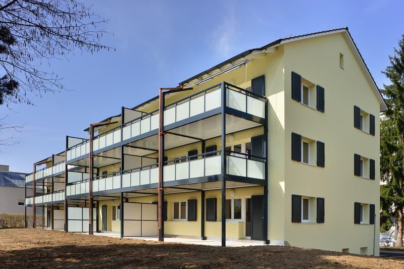 Schöne Wohnung in bevorzugter Wohnlage Nähe Busstation