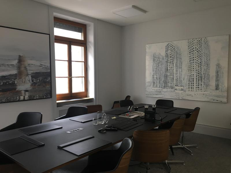 A louer, 253 m2 de bureaux disponible Place du Molard, Genève