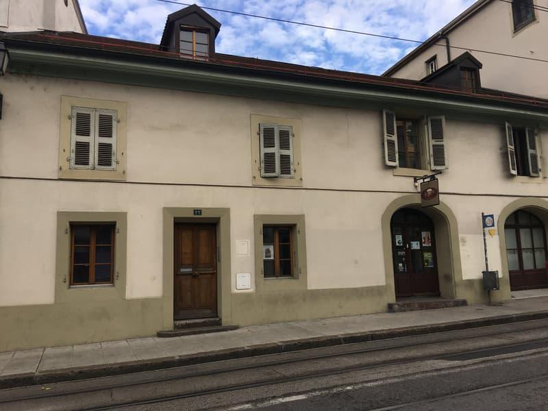 A LOUER A CAROUGE, Rue Ancienne 19