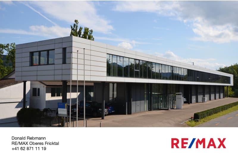 DAMMPARK: Gewerberäume an zentralster Lage zwischen Basel und Zürich