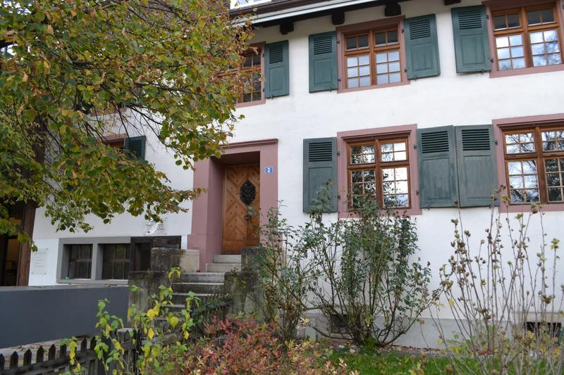 Charmante Altbau-Wohnung in ländlicher Umgebung