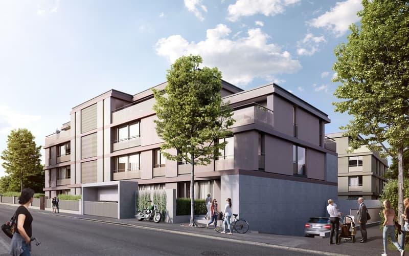 Grosse 3.5 Zimmer-Attikawohnung mitten in Kreuzlingen! (2)