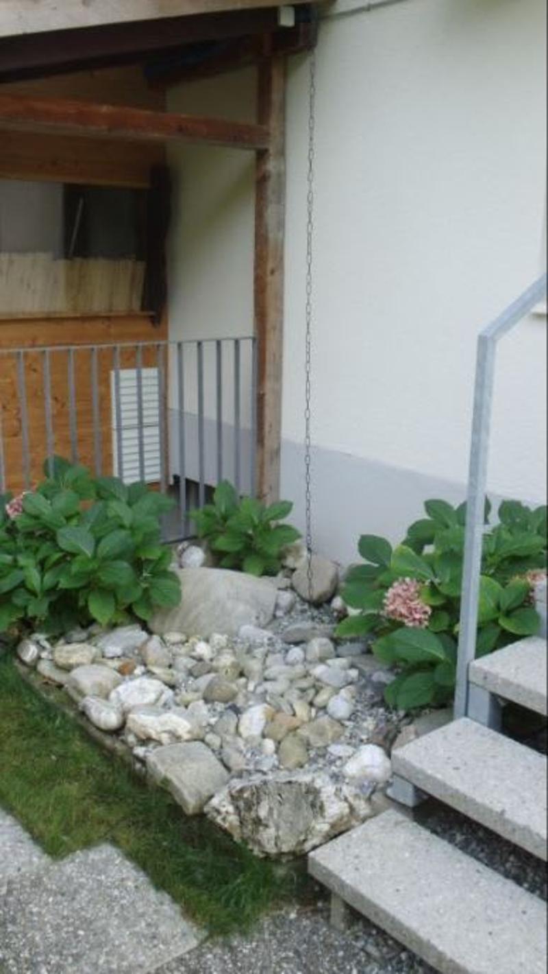 3-Zimmer-Hausteil mit kleinem Garten