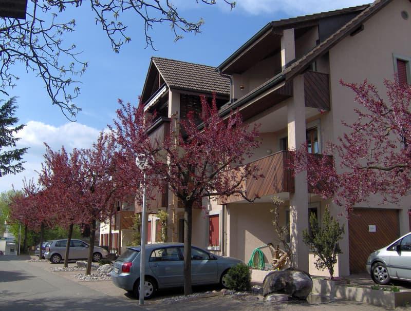 charmante 4 1/2 Zimmer Maisonette  zu vermieten am Fusse des Chestenberg per 1. Februar 2020