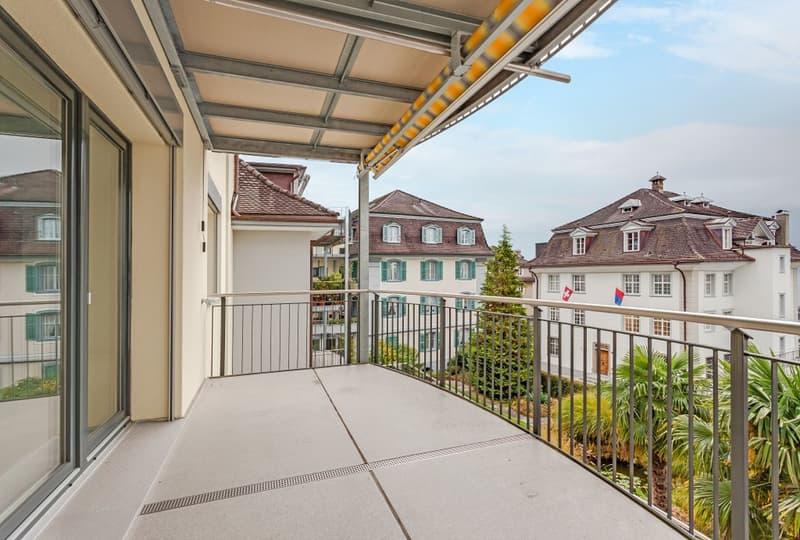 Schöne 4.5 Zimmer Wohnung in Gersau