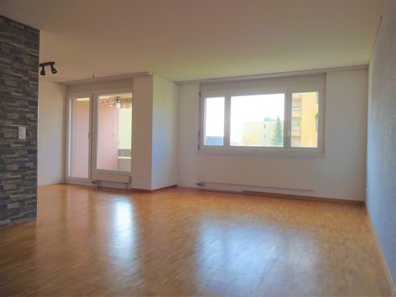 Wunderschöne 4,5 Zimmer-Wohnung in einem ruhigen Gebiet neben der Aare