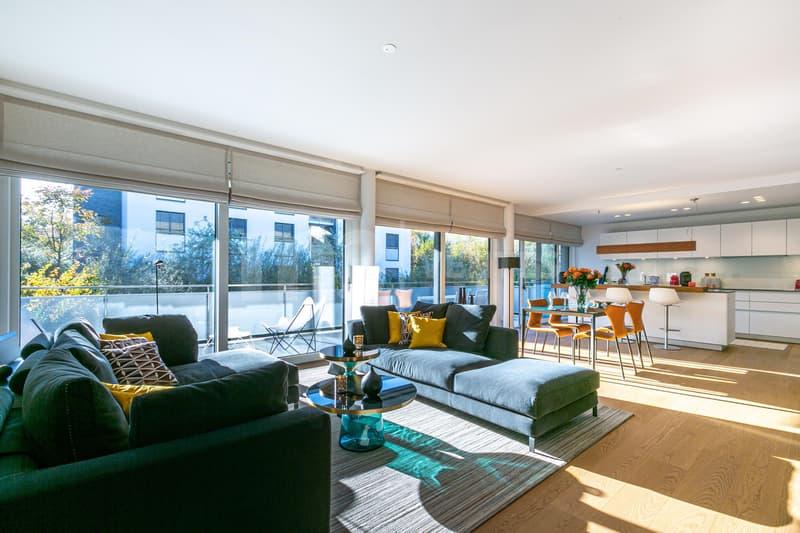 Superbe appartement de standing en pignon avec balcon/terrasse de 42 m2