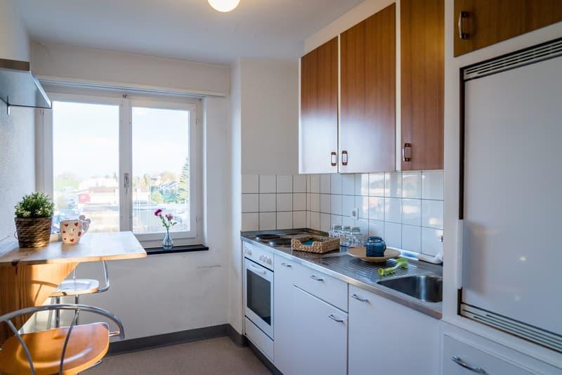 Gemütliche Wohnung mit Balkon - Umzugbeteiligung CHF 750.00*