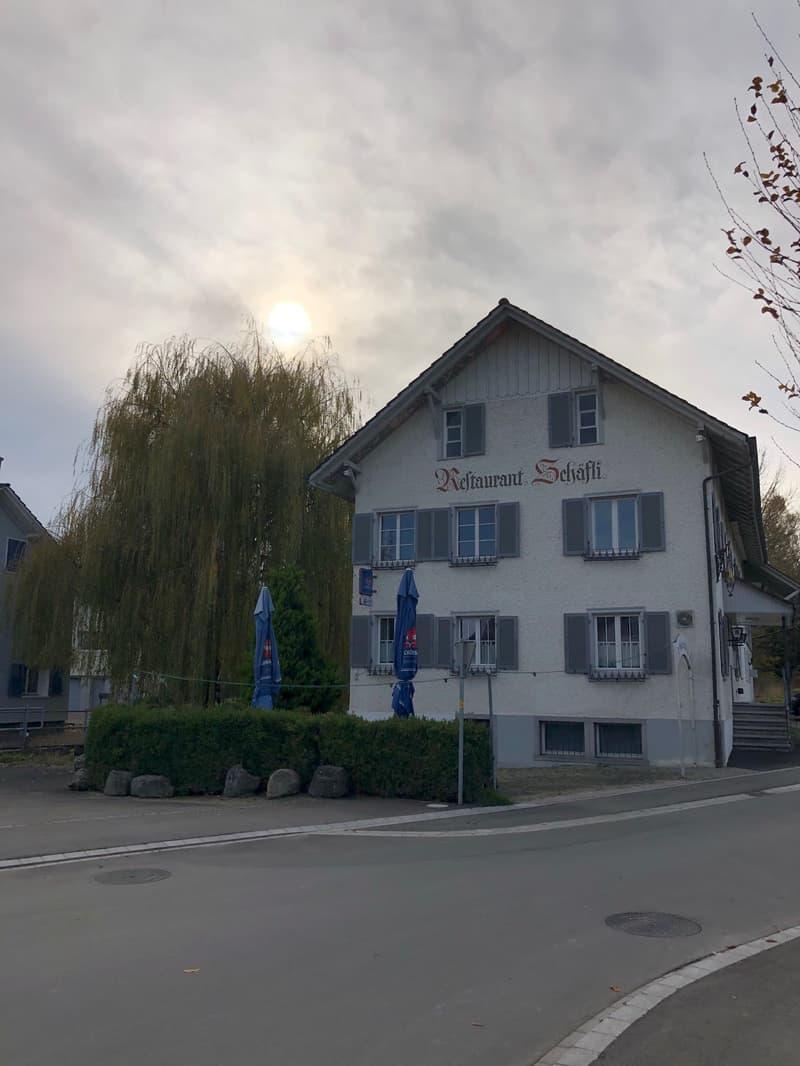Gasthaus Schäfli befristet bis am 30.04.2020