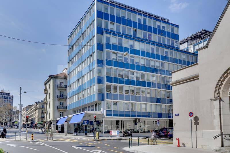 Bureaux aux Eaux-Vives