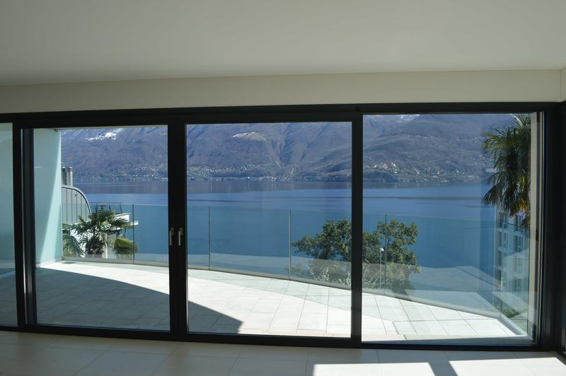 4 1/2 locali con stupenda vista lago a Brissago