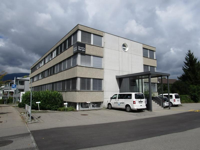 Neu renovierte Büroräumlichkeiten