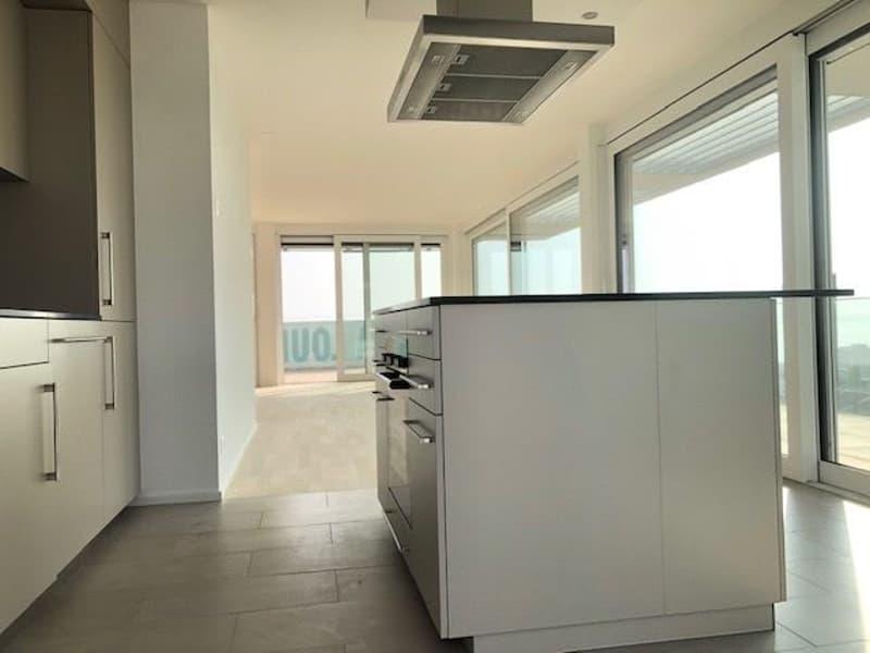Appartement neuf de 5 pièces en duplex