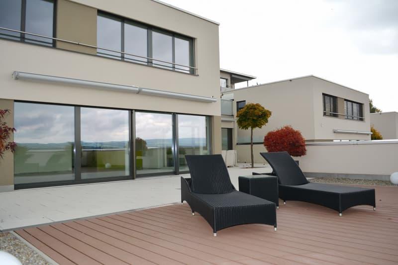 Exklusives Terrassenhaus am Sonnenhang zu vermieten