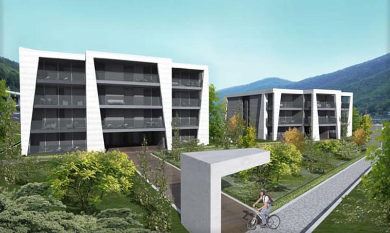 Apartment House To Buy In Capolago Homegate Ch