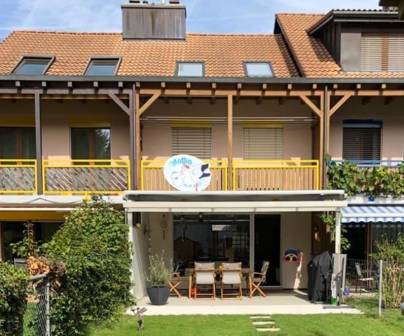 KINDERFREUNDLICH - TOP FÜR FAMILIEN! 5.5-Zimmer-Reihen-Einfamilienhaus