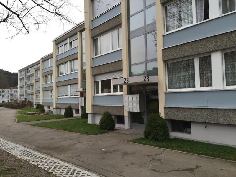 2-Zimmerwohnung, Parterre rechts