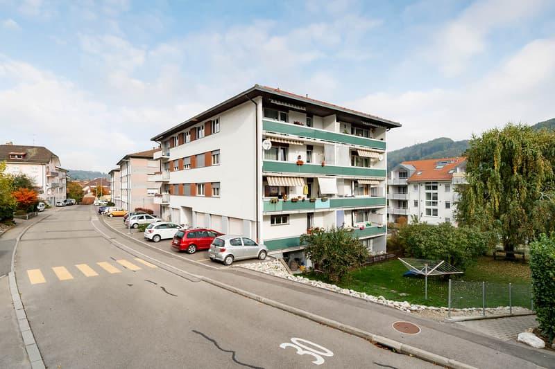 Crowdfunding immobilier – Achetez une part de copropriété dans un immeuble à Moudon (VD)