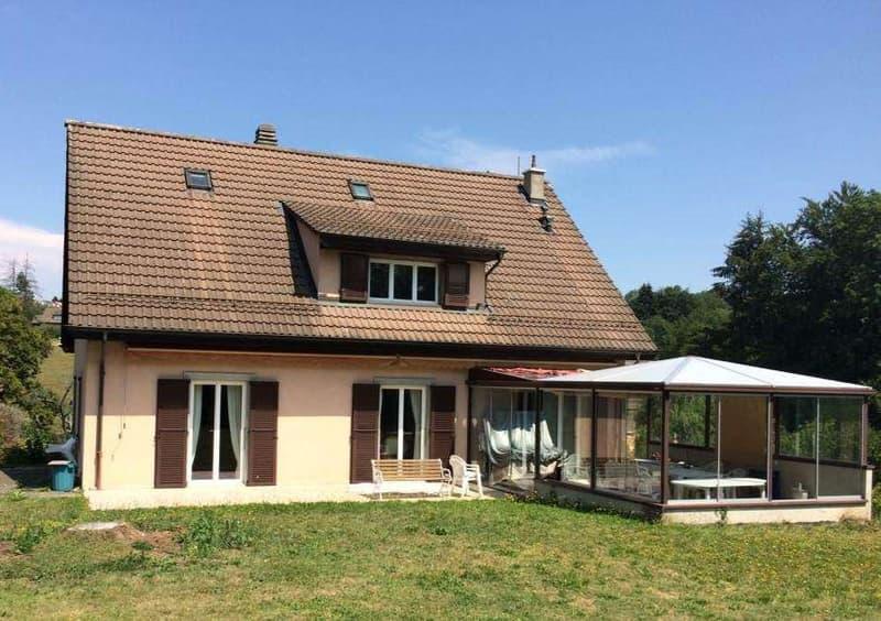 Villa individuelle directe du propriétaire architecte Surface utile: 359 m2