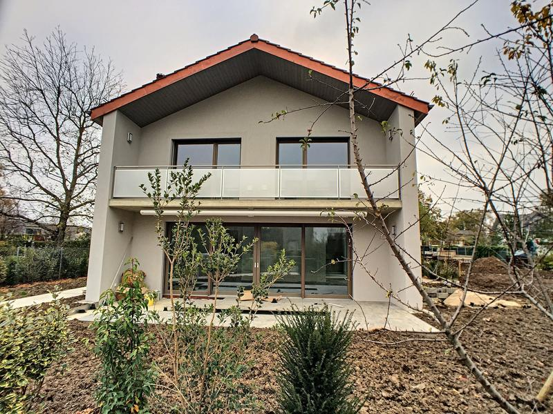 Villa contemporaine neuve