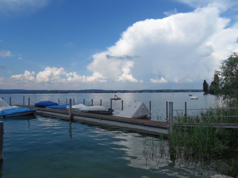 Absolut geniale Wohnung am See