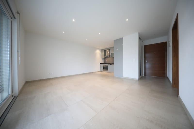 Magnifique appartement minergie 2,5p / 1 chambre / 1 SDB / Balcon
