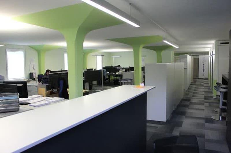 Grosszügige Büroräumlichkeit an zentraler Lage in Winterthur