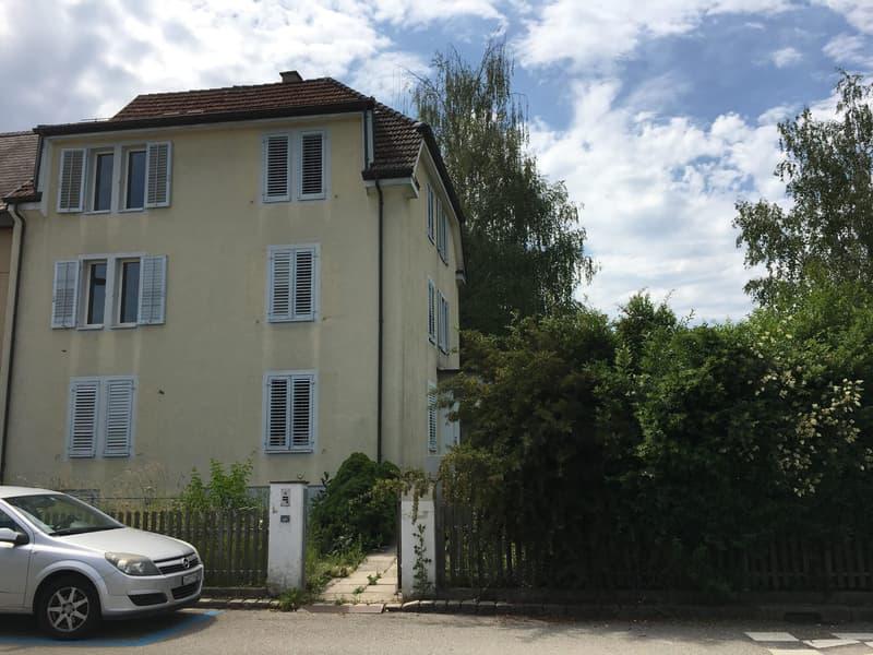 Mehrfamilienhaus in der Stadt Zürich