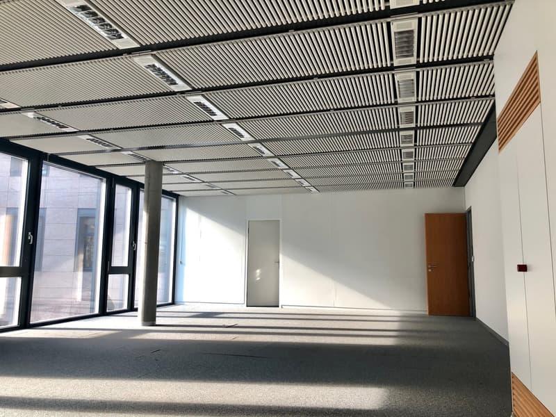 Beaux bureaux climatisés, spacieux et lumineux de 260 m2 sur la Place Centrale