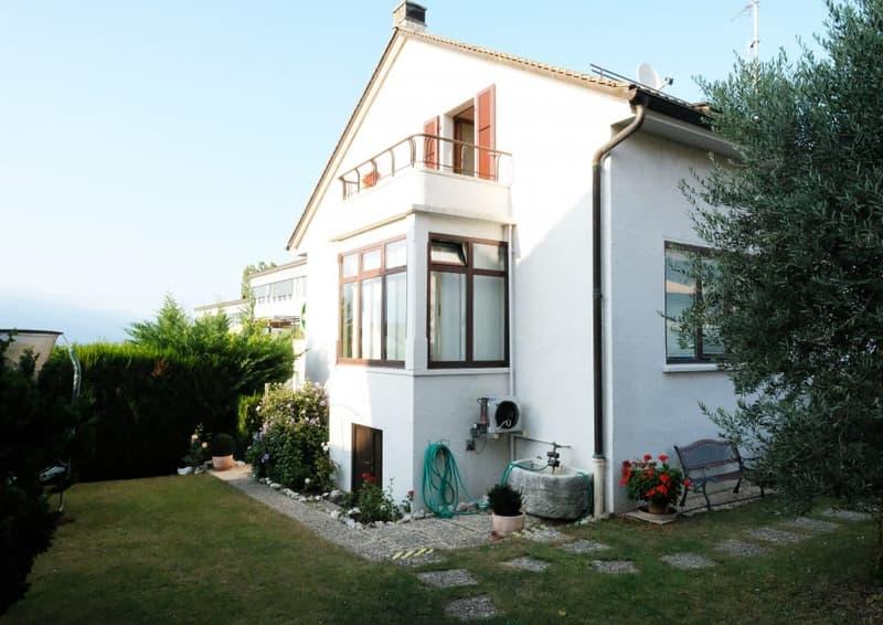 Magnifique villa 6p // 3 chambres + 2 bureaux // 2 SDB // Jardin - VUE