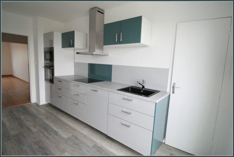CLERMONT FERRAND secteur Saint Alyre  appartement T4 avec parking et