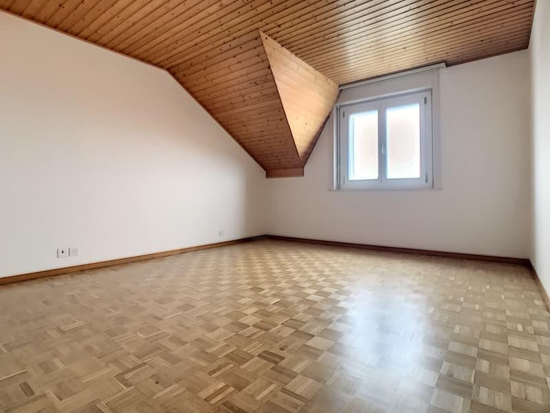 A louer appartement de 3 1/2 pièces dans un petit immeuble