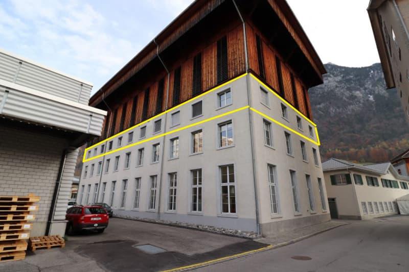 3 Wohneinheiten im hystorischen Hänggiturm (2.5/3.5/4.5)