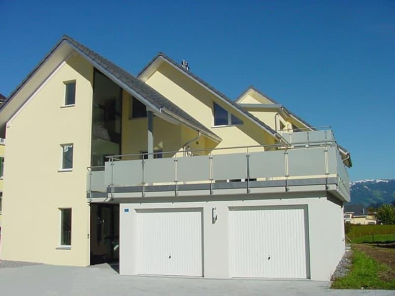 Moderne Dachwohnung mit speziellem Ambiente