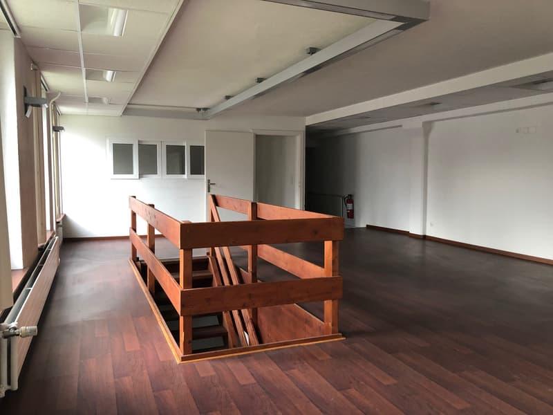 200m² Büro-/Lagerräume im Walder-Areal