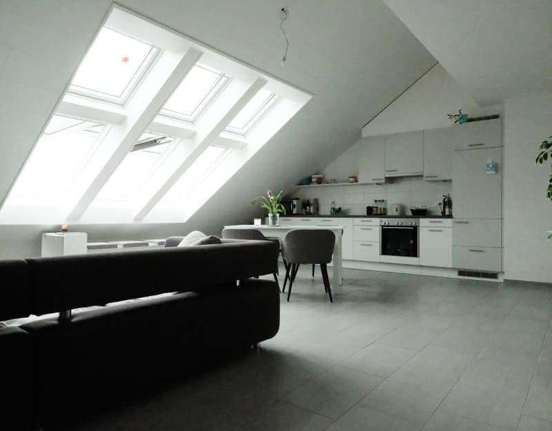 Magnifique appartement de 3,5 pièces / 2 CHB / 1 SDB / Vue