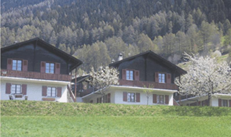 EG Chalet Claudio: Ab 01.01.2020 möbilierte 3 1/2 Zimmerwohnung zu vermieten