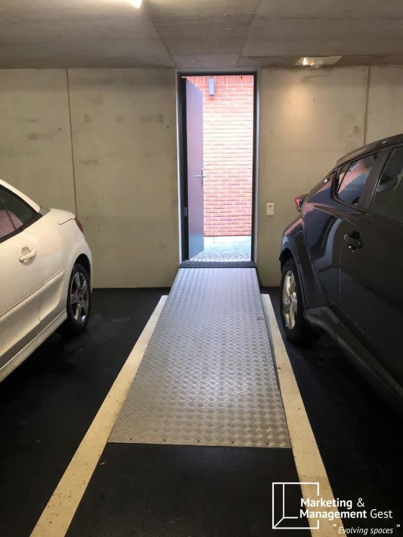 Rampa del Garage