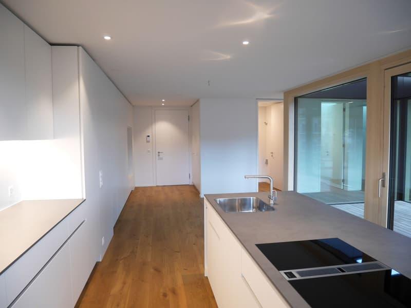 Grosse 2.5 Zimmer-Dachwohnung an zentraler Lage! (3)