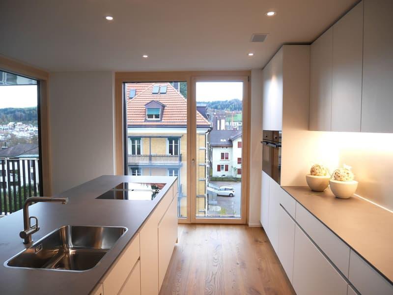 Grosse 2.5 Zimmer-Dachwohnung an zentraler Lage! (4)