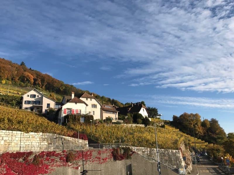 Im alten Dorfkern von Alfermée