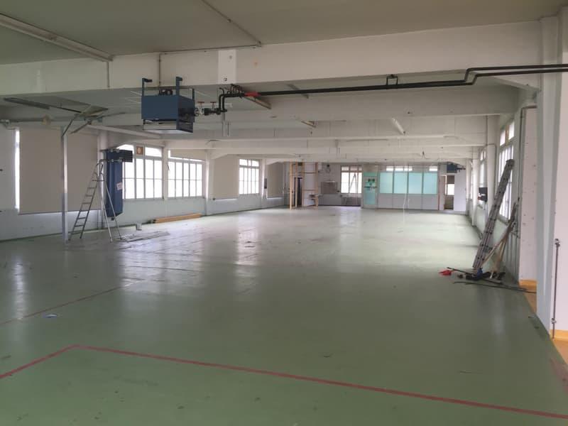 Atelier & dépôt de 1394 m2 à 1420 m2